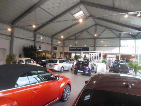 Le plus ancien concessionnaire Volkswagen de Belgique rejoint Axial !
